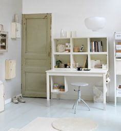 #DIY Workspace - #101Woonideeen.nl - Dutch interior and crafts magazine