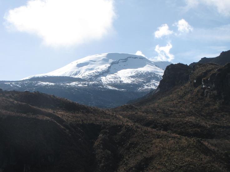 Más del nevado del Ruiz