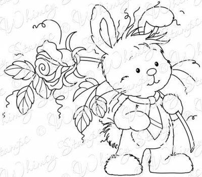 Karten-Kunst - Stempel- und Scrapbook-Shop - Wee Stamps - Wee Bunny