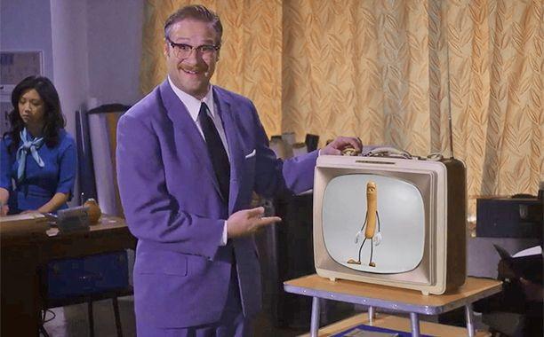 Sausage Party trailer: Seth Rogen channels Walt Disney