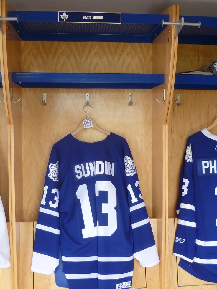 Mats Sundin #13 One of the greatest Captains who have served in the Toronto Maple Leafs