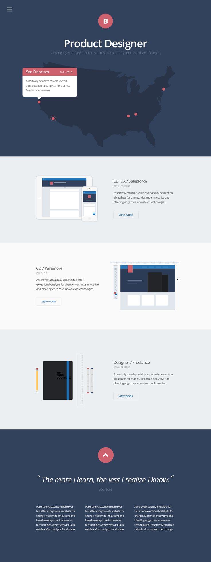 104 best Website design images on Pinterest | Website designs ...