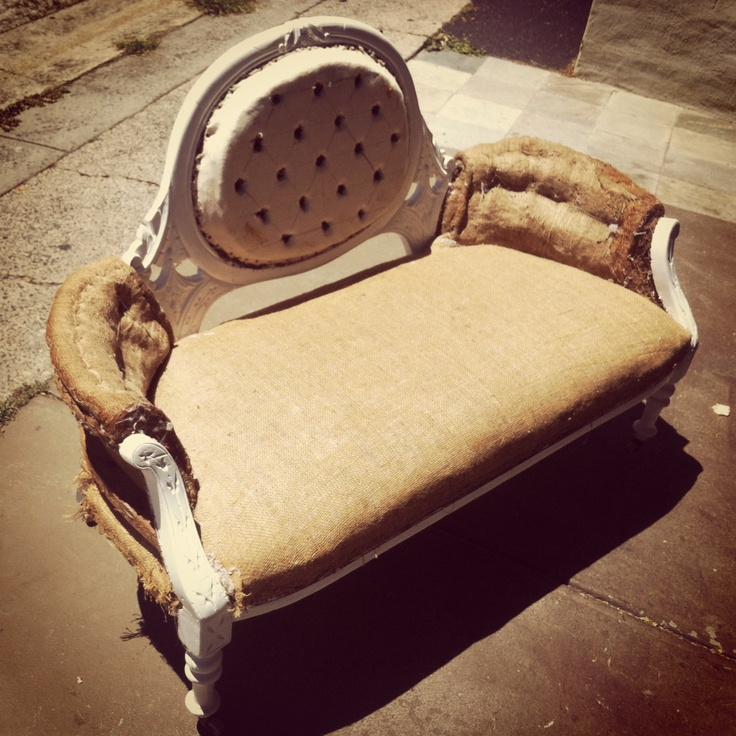 French style sofa.