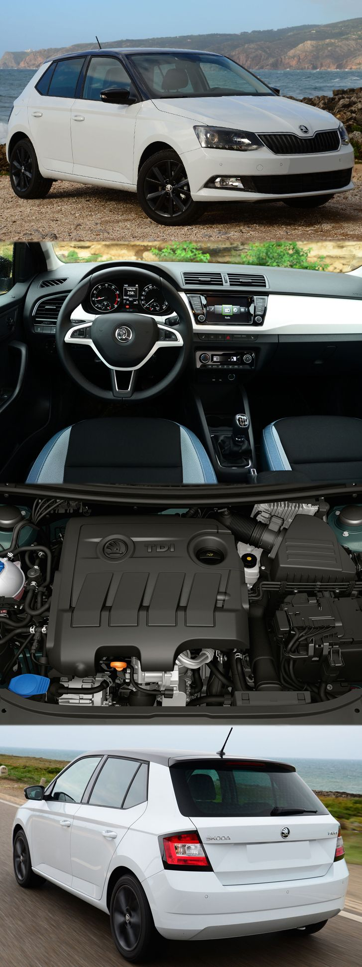 The Skoda Fabia – A Combination of Great Practicality and Value For more details at: https://www.enginetrust.co.uk/series/skoda/fabia/engines
