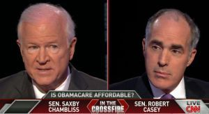 PolitiFact | Saxby Chambliss says Obamacare is biggest entitlement U.S. taxpayers have ever seen >> Mostly False