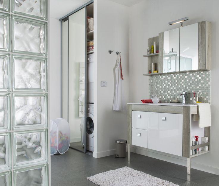 die besten 17 ideen zu lave linge salle de bain auf pinterest, Hause ideen