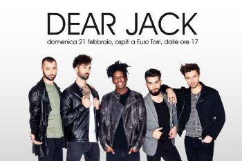 Musica. Bagno di fan parmigiani, per i Dear Jack: Reduci da Sanremo saranno all' Euro Torri dopodomani