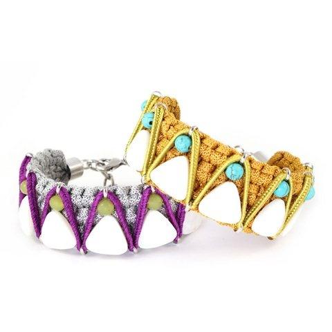 Frida Cuff by SOLLIS Jewellery