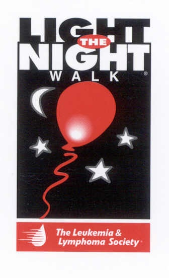 Light the Night! Walk in honour of those fighting or in memory of those who lost their battle with blood cancer (Lymphoma, Leukemia, myeloma etc...)