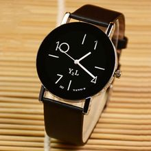 YAZOLE 2016 Brand Fashion Quartz Watch Women Watches Ladies Brand Famous Wristwatch Female Leather Clock Lovers Gifts Quartz-wat(China (Mainland))