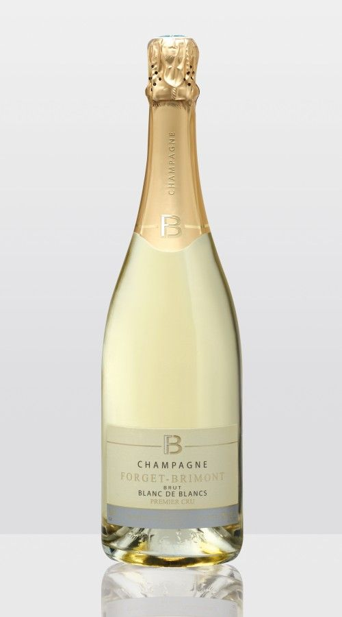BLANC DE BLANC PREMIER CRU - FORGET BRIMONT CHAMPAGNE MADE IN FRANCE NOW AVAILABLE ONLINE! #MadeInFrance #Champagne