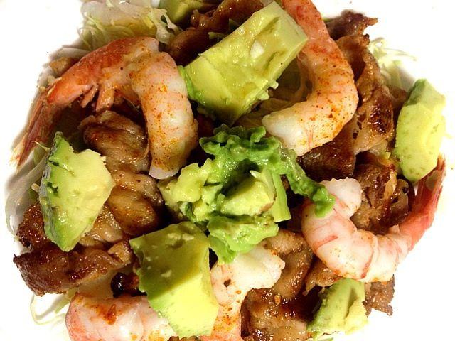 レシピとお料理がひらめくSnapDish - 9件のもぐもぐ - メキシカンサラダ by Mana Ishikawa