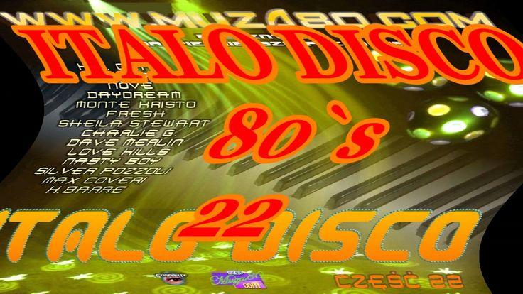 Italo Disco 80's v.22