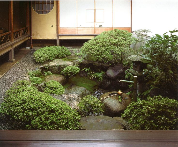 29 Best Images About Zen Gardens Tsuboniwa On Pinterest
