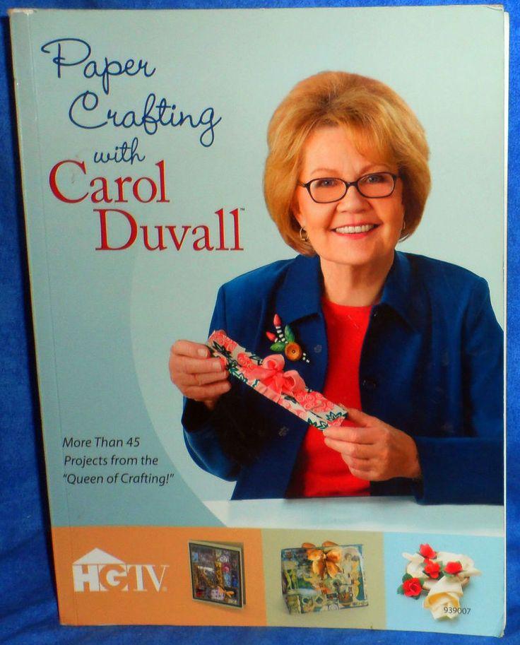 Carol Duvall Craft Show