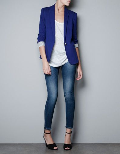 clearly going a little cray cray with fall coming up with all these blazers but seriously. obsessed.