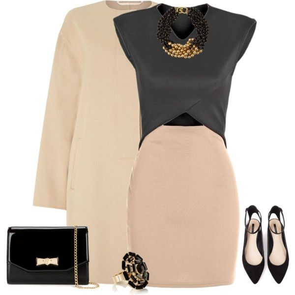 """""""outfit 1492"""" by natalyag on Polyvore"""