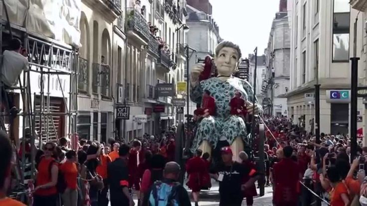 Royal de Luxe is coming to Limerick September 5 - 7