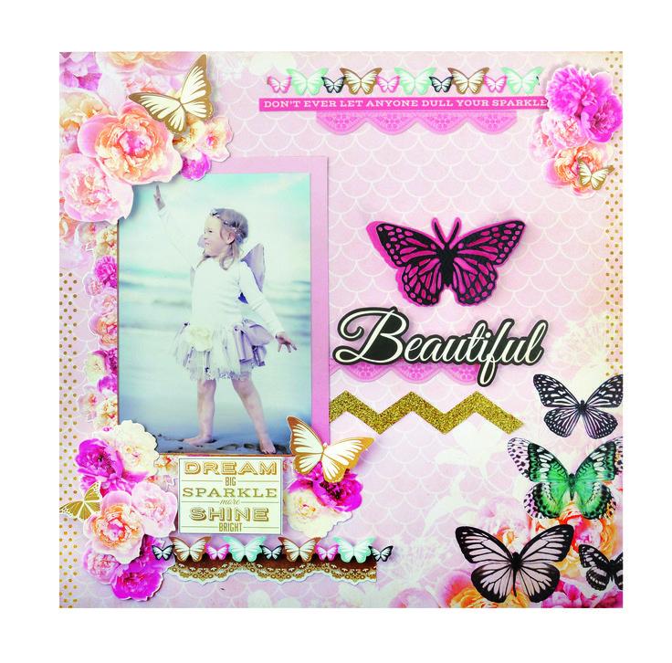 Beautiful by Shirley Towan