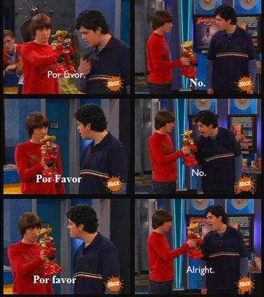I miss Drake and Josh. One of the best shows ever!
