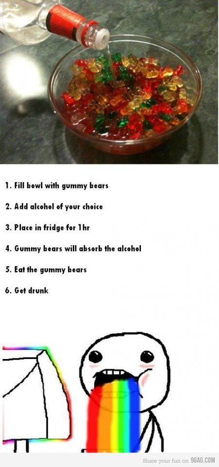 Just because it's a recipe turned into a rage comic...