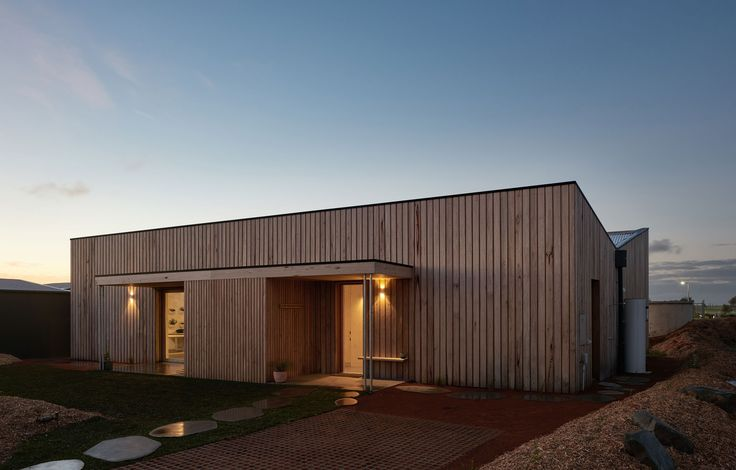 10 Star Energy rated home by The Sociable Weaver