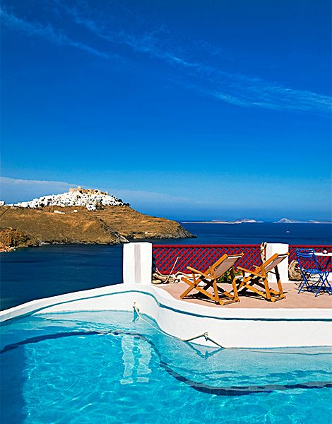 Astypalaia Mini Guide - Greece Is