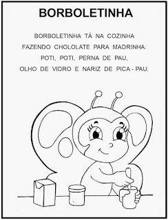 APOSTILA 50 MÚSICAS INFANTIS PARA BAIXAR EM PDF | Musicas