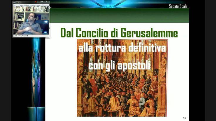 Paolo di Tarso: l'eretico che inventò il cristianesimo