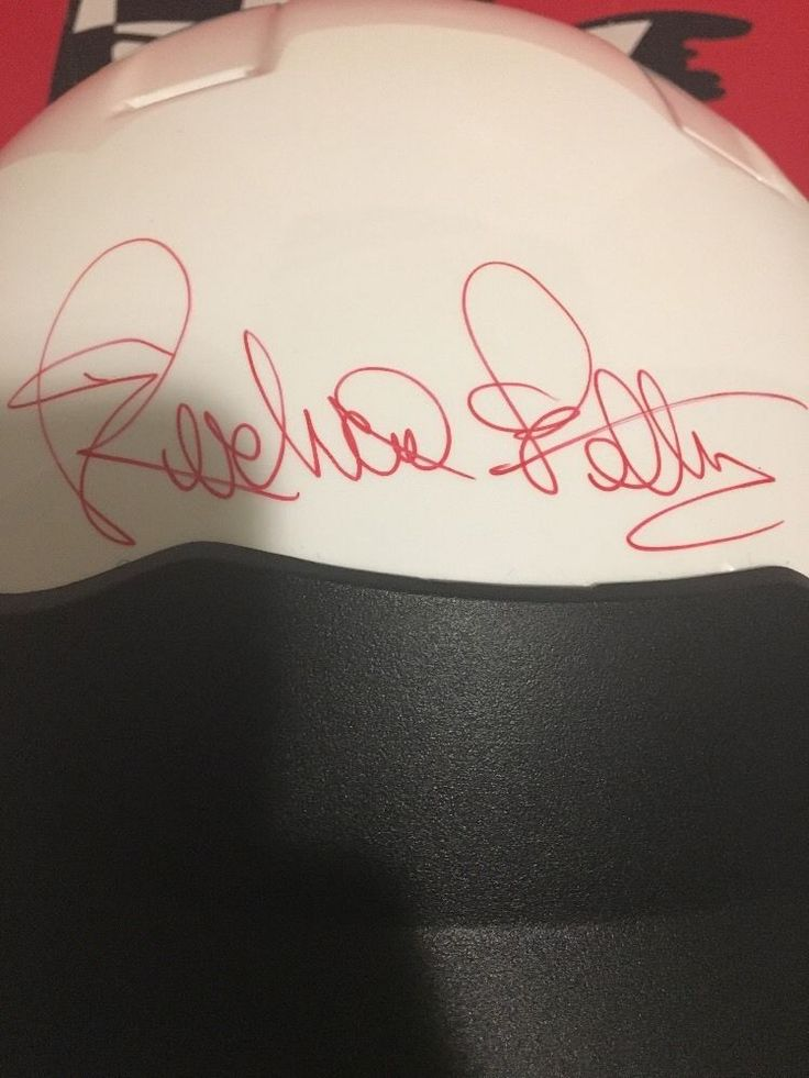 Richard Petty Signed Racing Helmet