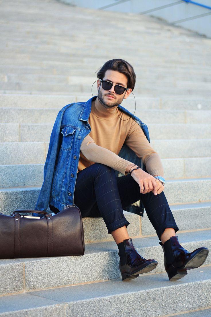 Men's Bag Inspiration #4 Follow MenStyle1.com...   MenStyle1- Men's Style Blog