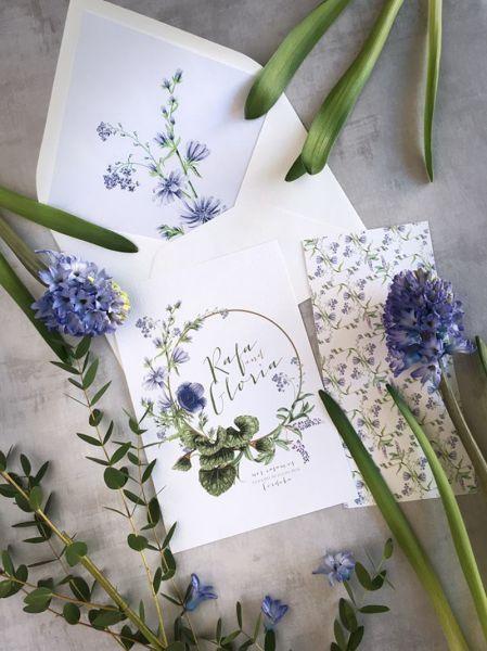 37 tipos de invitaciones de boda. ¡Toma nota e invita con estilo! Image: 18