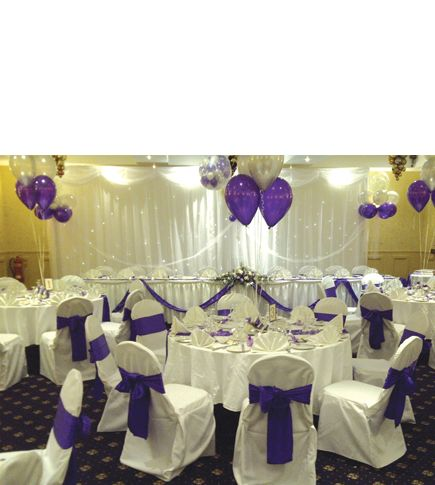 The 15 best balloons chair covers images on pinterest wedding balloon expressions of telford shropshire company name balloon expressions website address junglespirit Choice Image