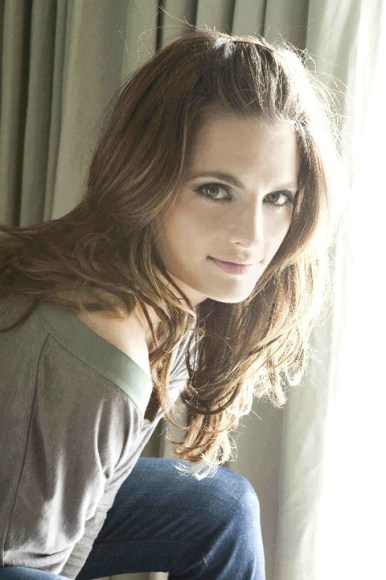 "Girl Crush: Stana Katic from ABC's ""Castle"" (Kate Beckett)"