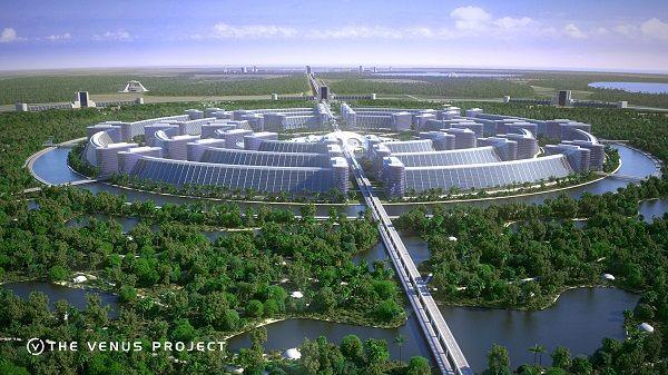 Elgrannino.net: El proyecto Venus tiene la visión de un nuevo diseño  sostenible de nuestras ciudades y civilización.