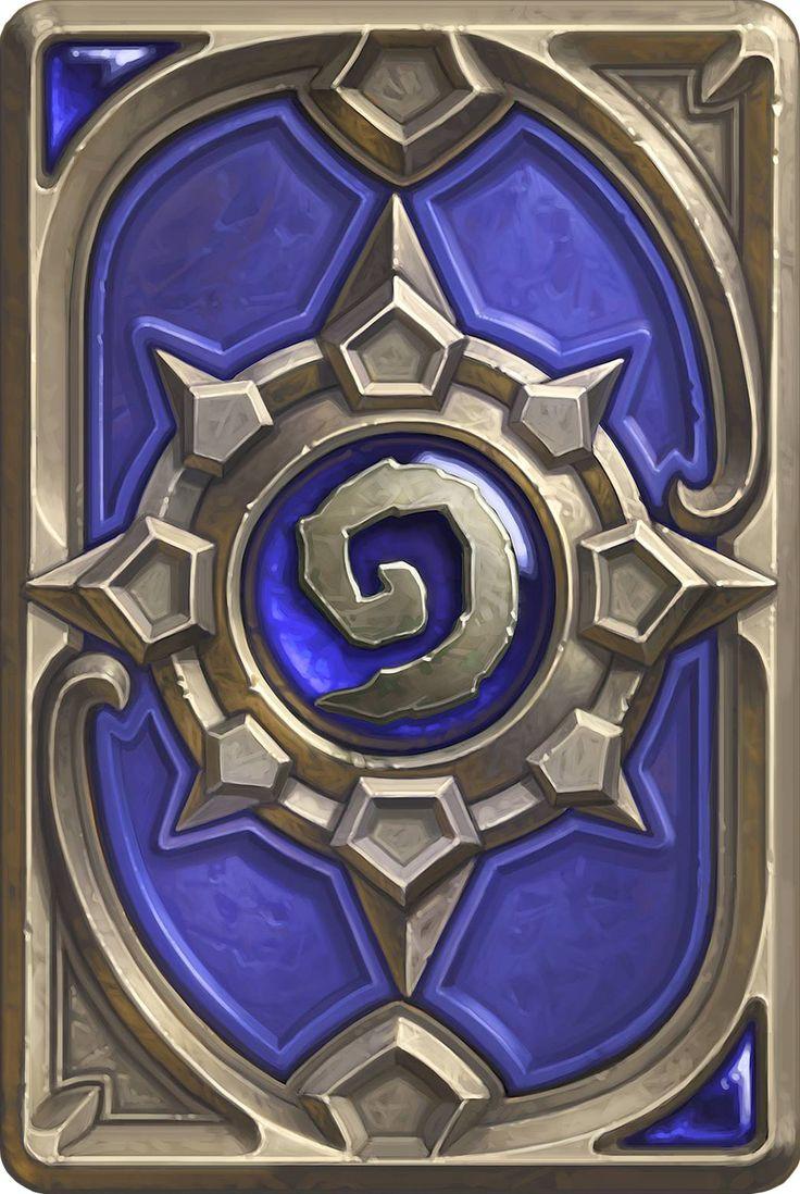 Card Back: Blizzard 2014 Artist: Blizzard Entertainment