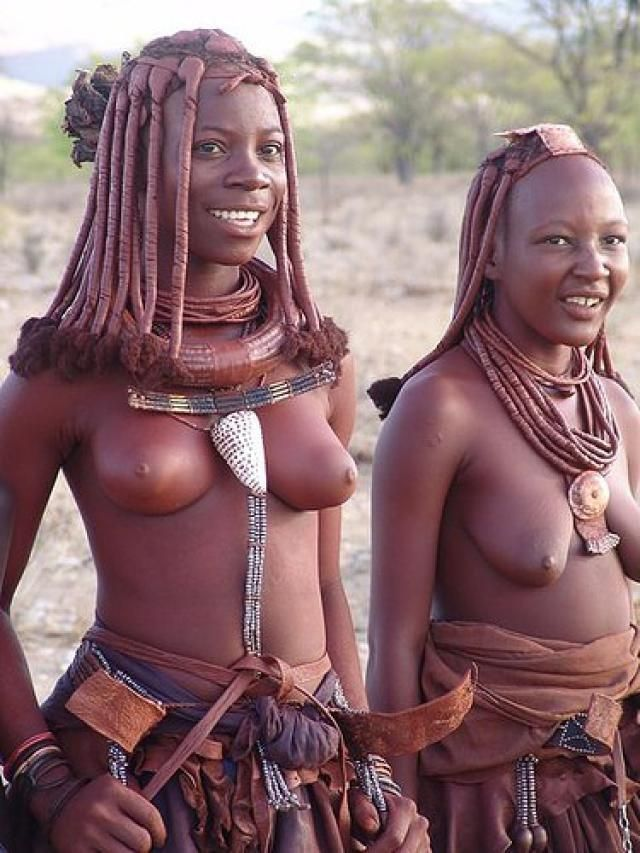Naked african tribal ladies — pic 14