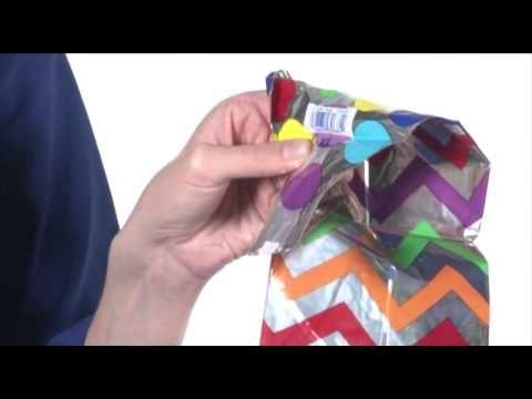 How to Inflate Orbz™ Balloons #burtonandburton