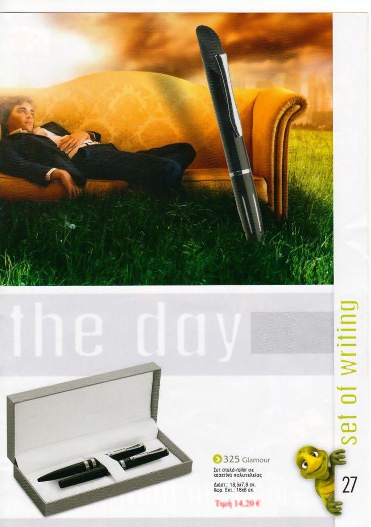 Σέτ Στυλό roller, Διαφημιστικά Δώρα. www.karampidis.gr