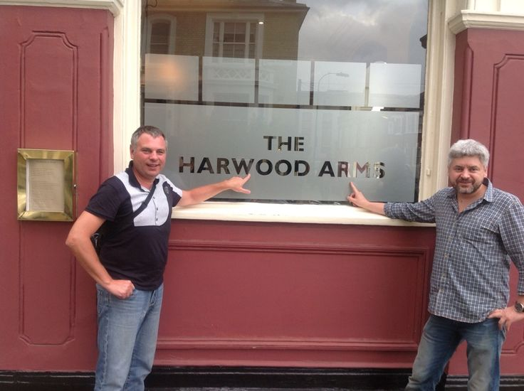 Harwood Arms in London, Greater London