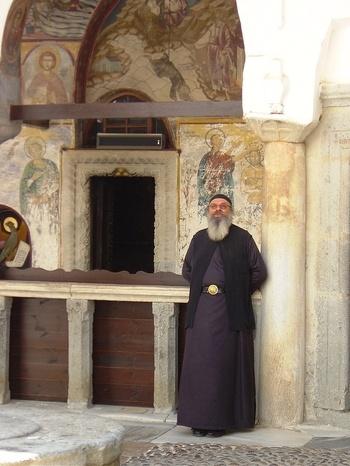 Monastery of St. John - Patmos, Greece