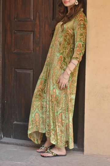 Stylish Pakistani Clothes for 2013 by Andaaz Pret a Porter