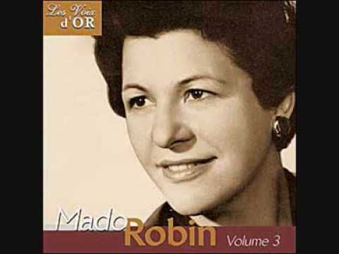 Mado Robin - Air de Violetta - Violetta's aria - La Traviata