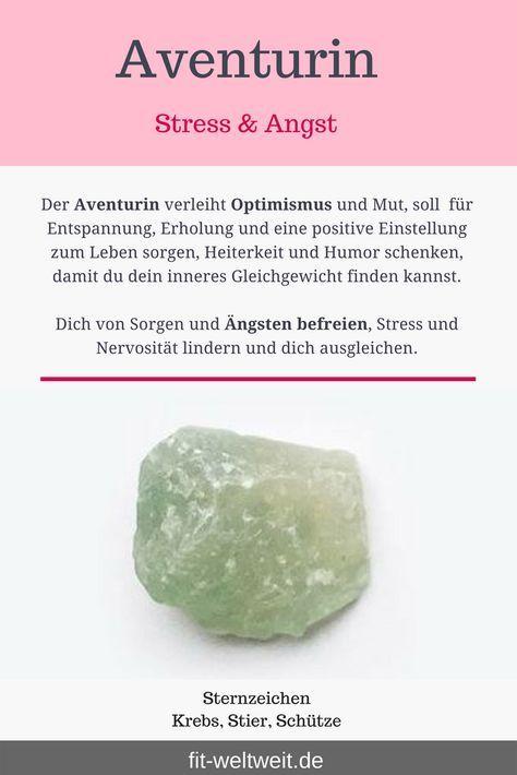 Aventurin Stein Wirkung – Welche Heilwirkung hat dieser Edelstein? – Martin Höll