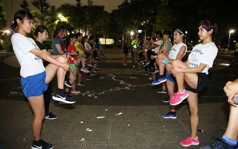 より速く走れる方法を知ろう! 「ELLEgirl RUN CLUB」第3回イベント参加メンバー募集開始