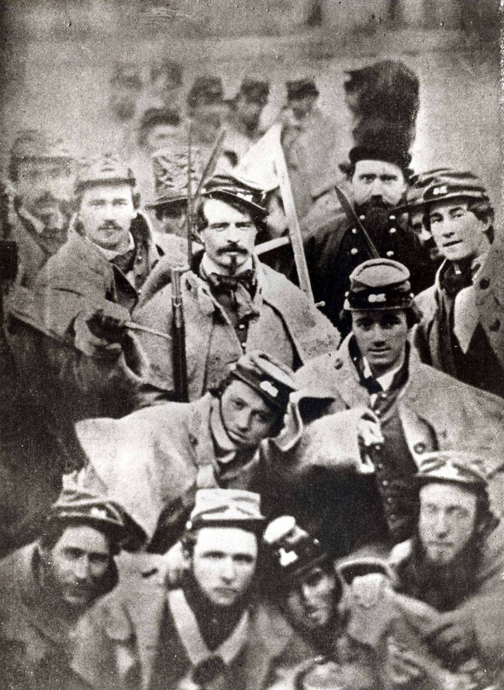 the confederate army The army of northern virginia was the most successful confederate army during  the american civil war (1861–1865) with robert e lee at its.
