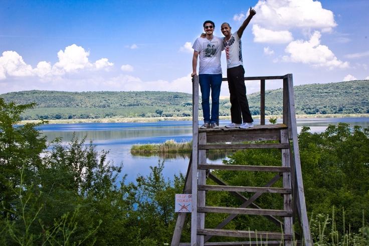 Srebarna Natural Reserve, UNESCO site.