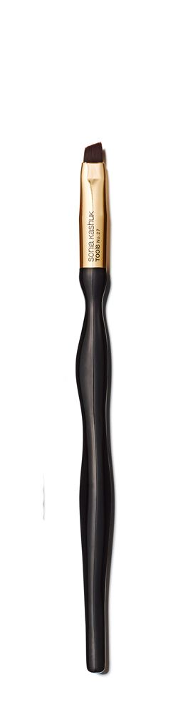 Synthetic Angled Eye Liner Brush No. 27 by Sonia Kashuk - http://soniakashuk.com/products/synthetic-angled-eye-liner-brush-no-27/