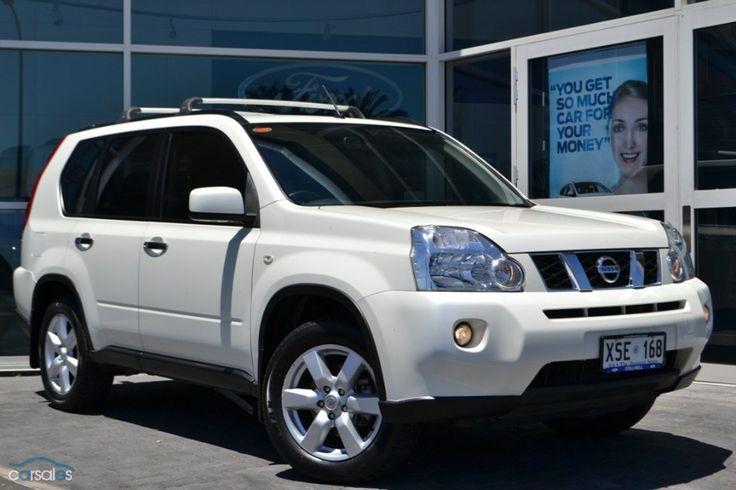 2008 Nissan X-Trail T31 ST-L
