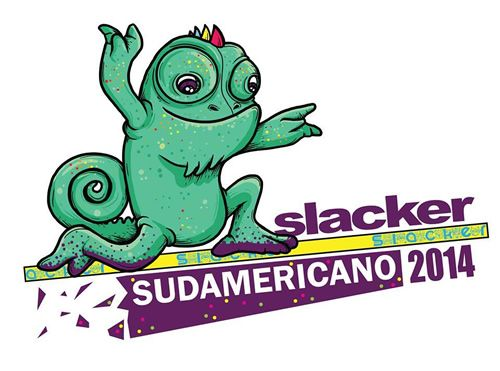 1 De Nuestras Mascotas en el Sudamericano By SLACKER en Serena 2014